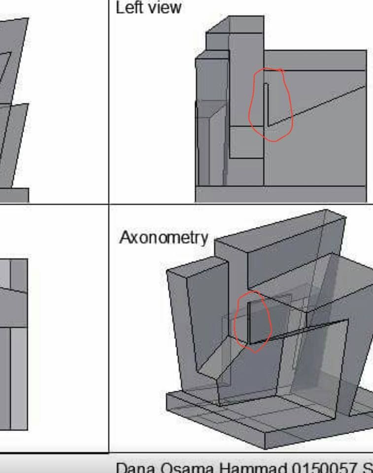 ملاحظات 1 http://disegno-e-rappresentazione-arch-ju.blogspot.com/2016/05/prova-sec2.html
