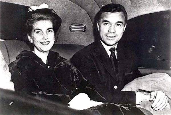 Porfirio Rubirosa & Barbara Hutton | Poor little rich girl, Doris ...