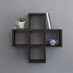 //www.fabfurnish.com/Cubed-Aliyah-Wall-Shelf-85342.html nice ... on hide television design ideas, bedroom designs, western bedroom ideas, bedroom wall art, shelving ideas, bedroom shelf for candles, storage for small bedrooms ideas, beautiful bedroom ideas,