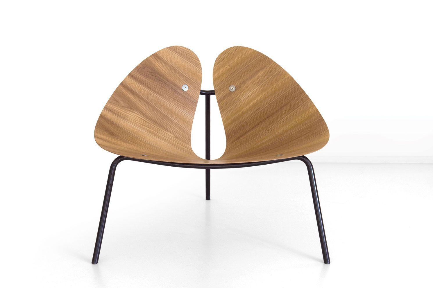 Poltrona Ginko (Gam Fratesi) - Danish Design