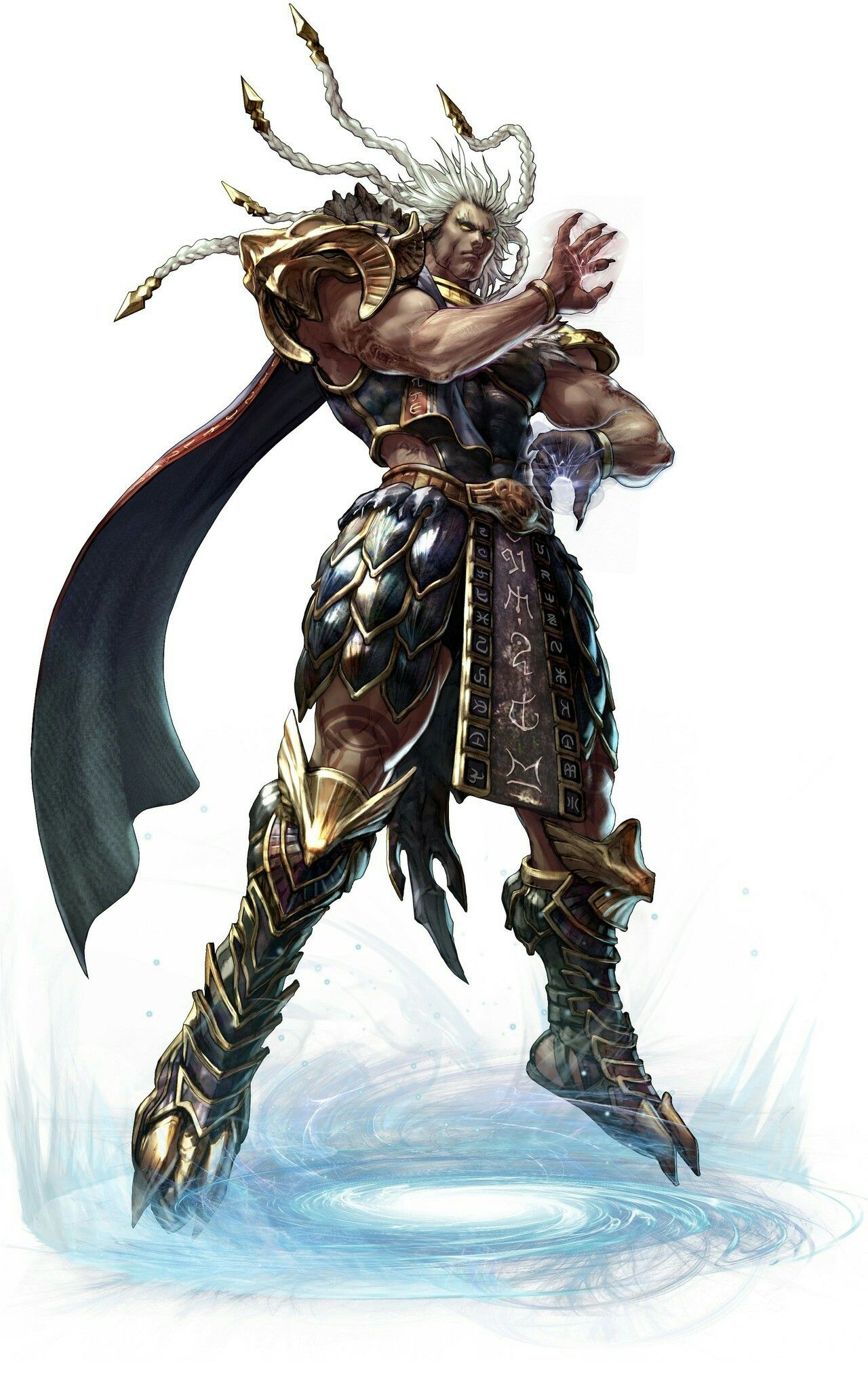 Soul Calibur Algol Character art, Soul calibur, Soul