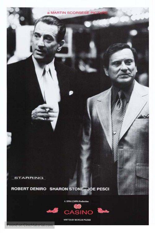 Frak O Sam Ace Rosenthal Robert De Niro Y Nicky Santoro Joe