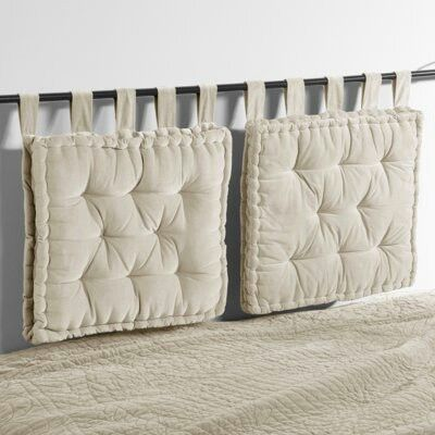 Soft Pillow Headboard