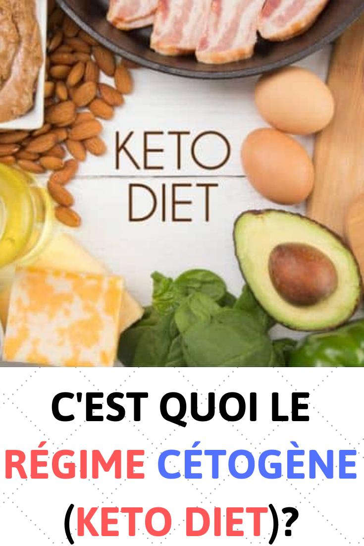 keto diete c est quoi
