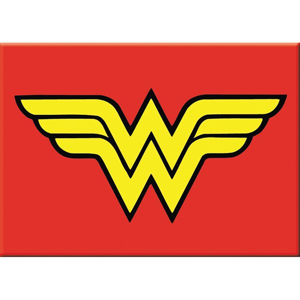 wonder woman logo wonder woman 35quot classic logo