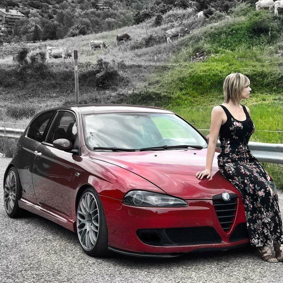 Alfa Female Alfa Romeo Donne Auto