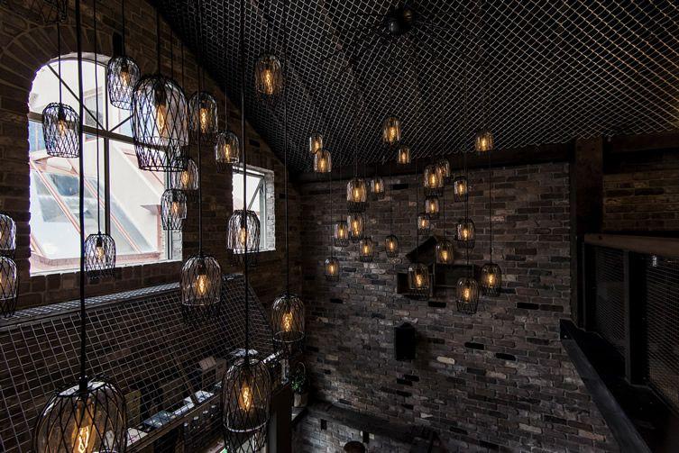 Barn StormerSydney Interior design firm Luchetti Krelle Bar