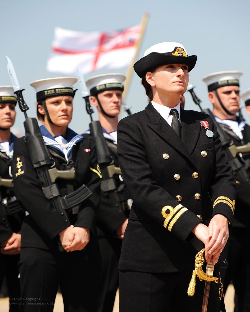 British royal navy recruits gay sailors
