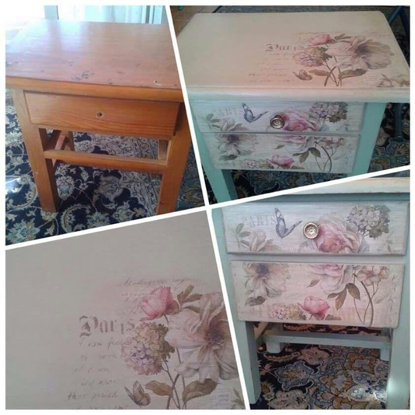 Pin de josefina soto en decoupage pinterest cajas for Regalo muebles valencia