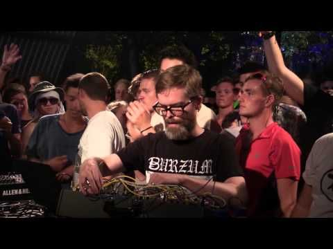Surgeon Boiler Room X Dekmantel Festival Live Set Youtube Live