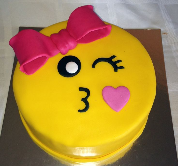 Image result for emoji bday cake Catherines Birthday Cake Ideas