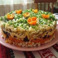 Юлия высоцкая новогодний салат