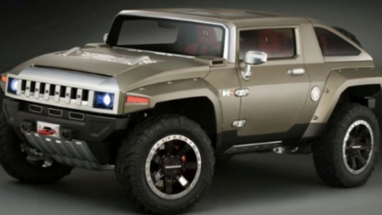 2019 Hummer H2 Comes Along With Two Non Obligatory Engines Mobil
