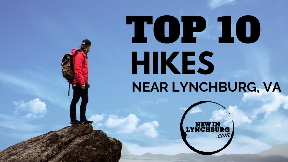 Top 10 Hikes Near Lynchburg VA New in Lynchburg Things to do in Lynchburg VA
