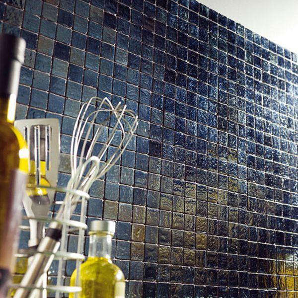 Carrelage adhésif  une rénovation facile Adhesive - adhesif pour plan de travail cuisine