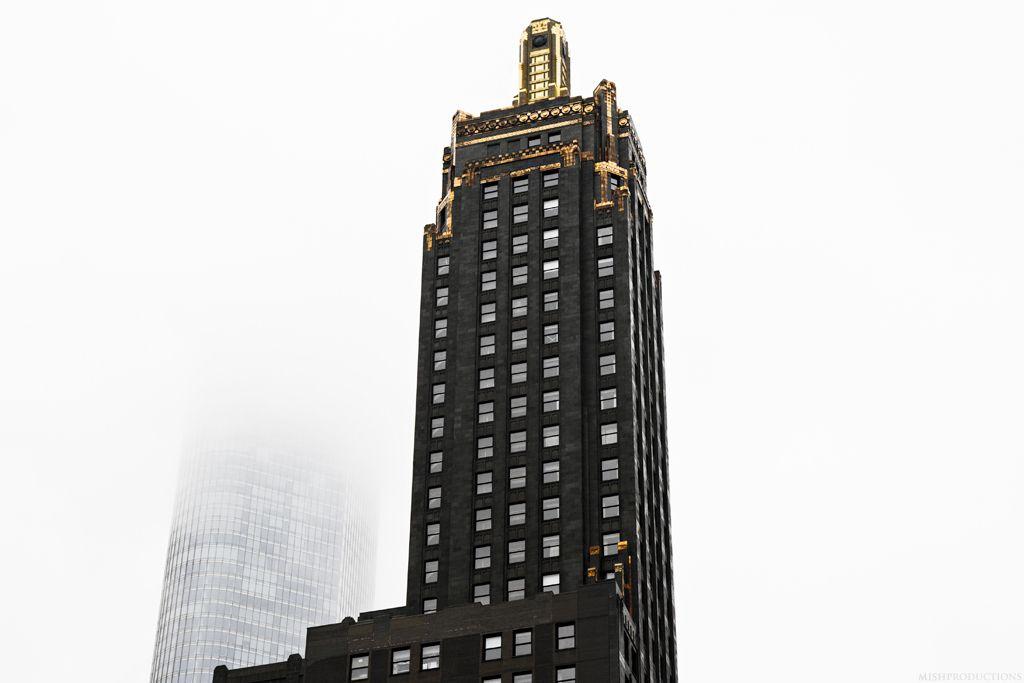 Carbide & Carbon Building. Chicago, IL