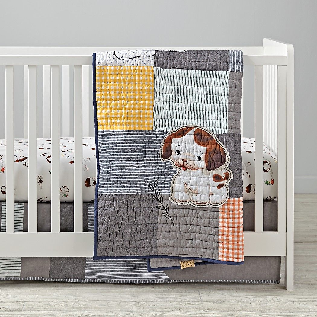 Bedding Cr Pokey Little Puppy Child S Room Baby Boy