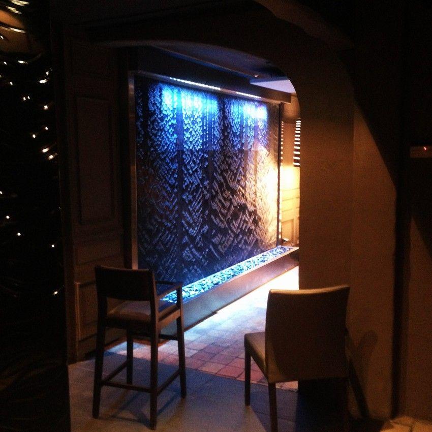 Murs d\u0027eau grappe, Installation et entretien, wwwaqualiafr - fontaine a eau d interieur