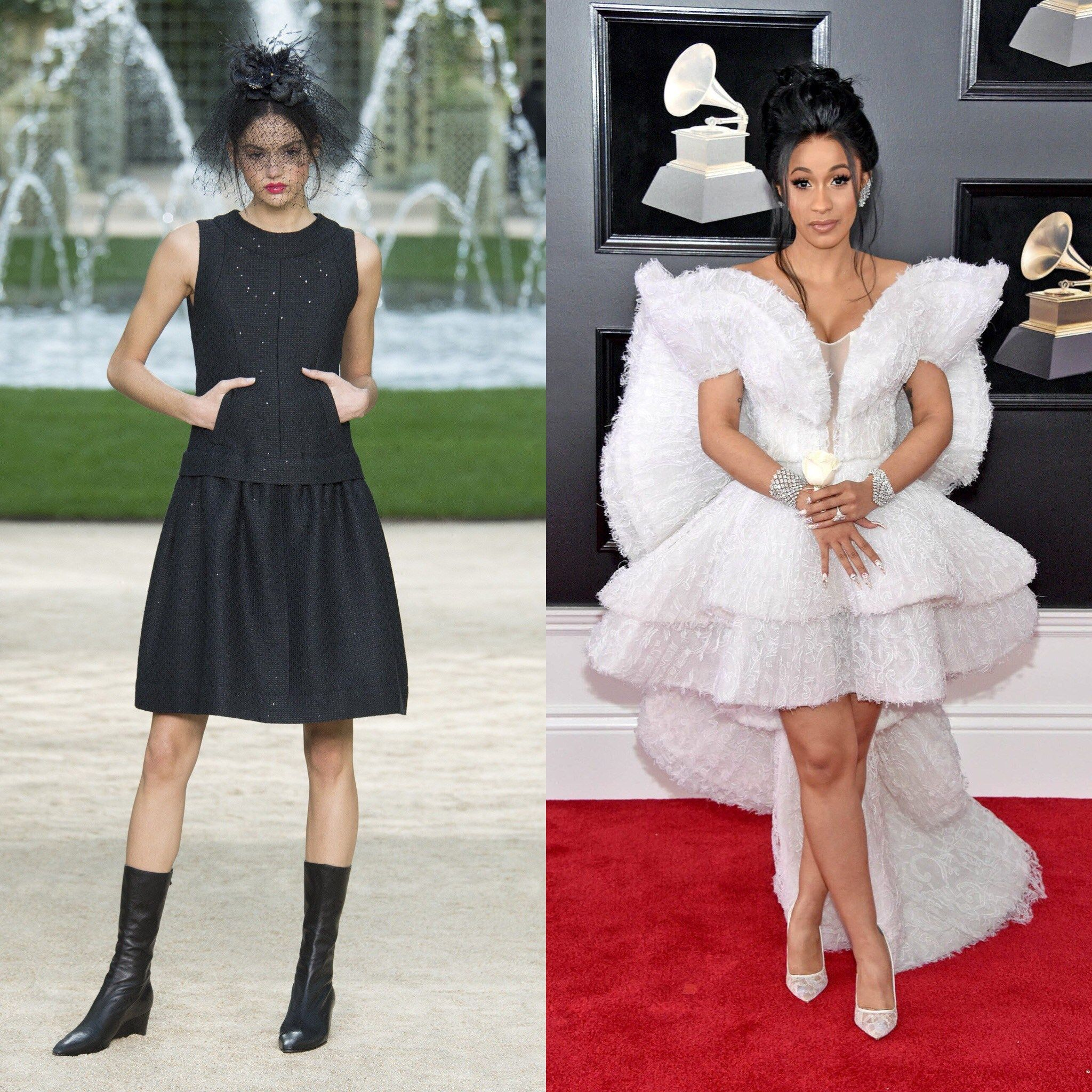 FROM HAUTE COUTURE WEEK TO THE GRAMMYS FASHION HAS KILLED US AND