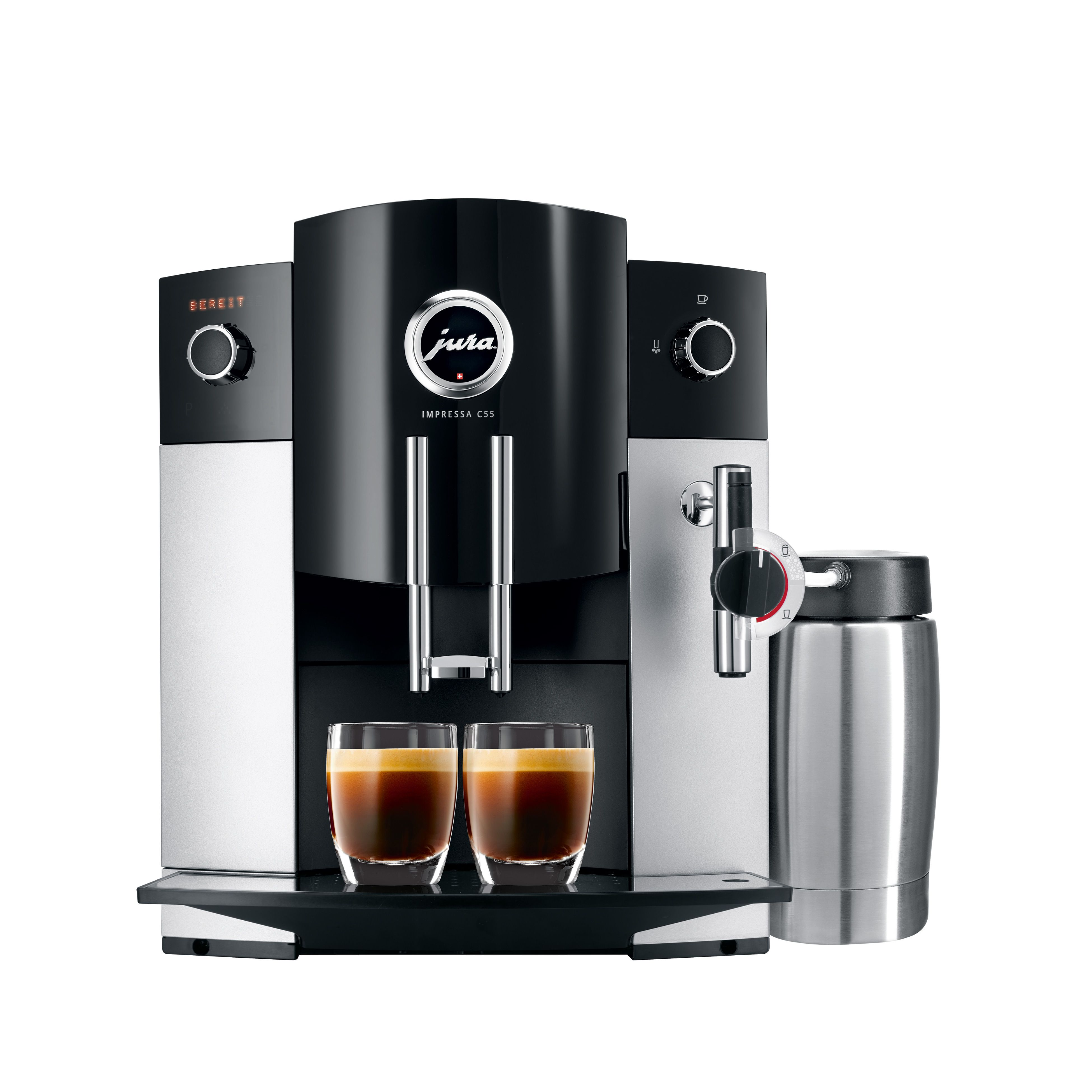 Impressa C65 | Automatic coffee machine, Coffee machine ...
