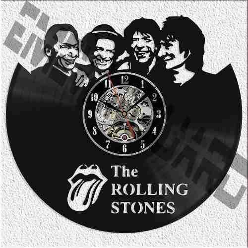 Reloj Rolling Stones Ideal Regalo Lleva El 2do Al 50