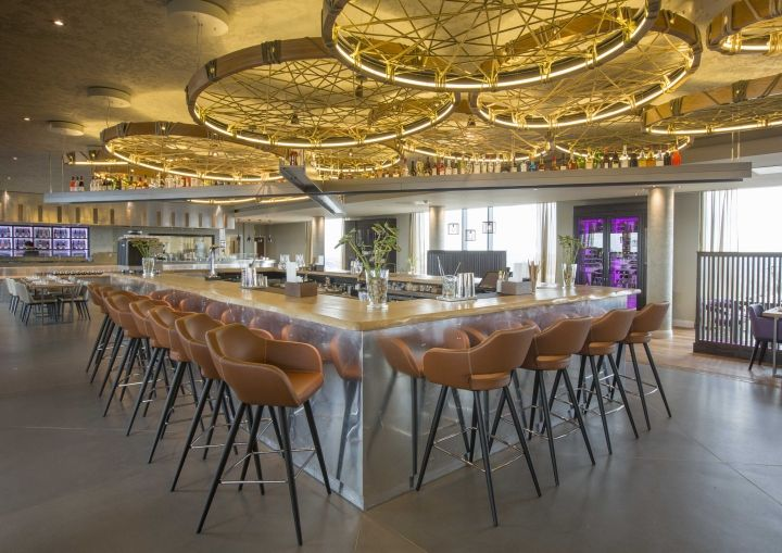 Rofuto restaurant by Tibbatts Abel, Birmingham – UK » Retail Design Blog