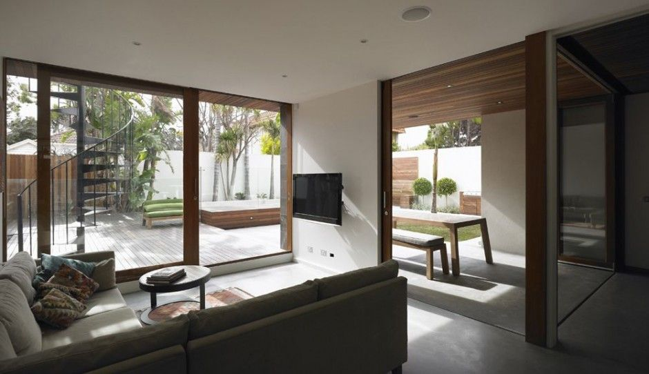 The Resort House Design by Bower Architecture Architecture