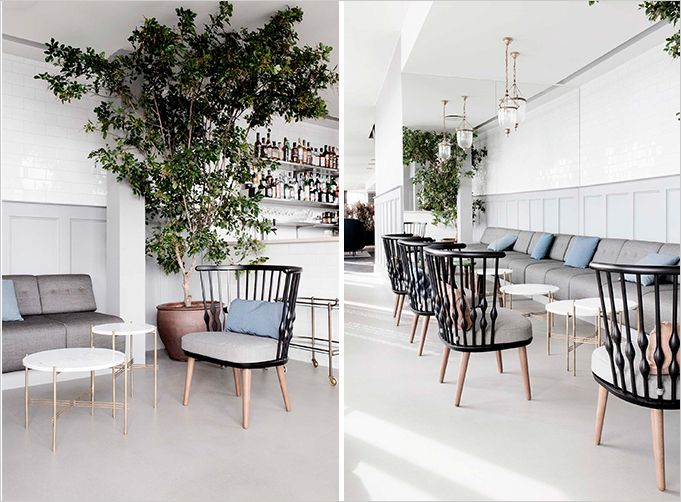 20 Awesome Scandinavian Theme For Cozy Coffee Shop Scandinavian Scandinaviandesign Scandinavia Coffee Shop Decor Cozy Coffee Shop Luxury Restaurant Interior