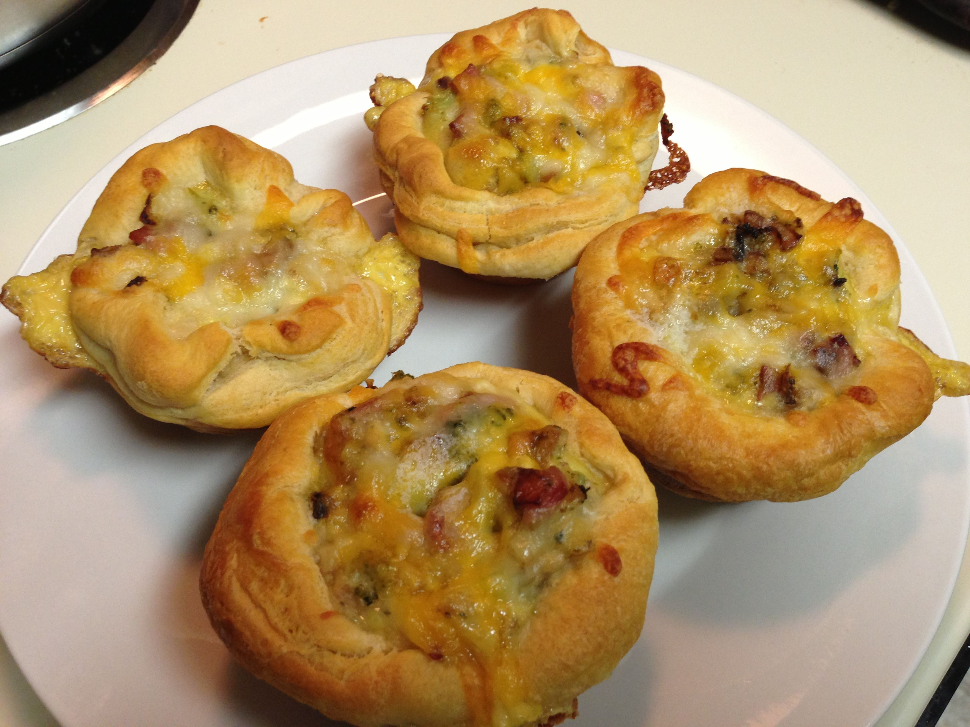 how to clean egg muffin tin