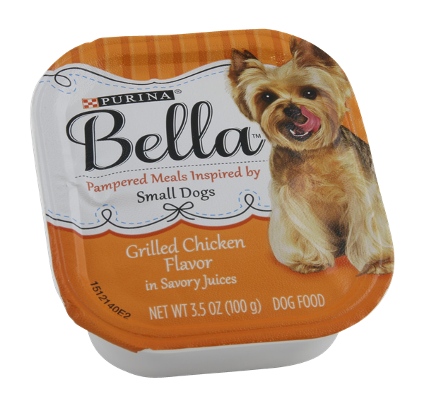 You Can Get Purina Bella Wet Dog Food Trays For Just 017 Each At Target Right