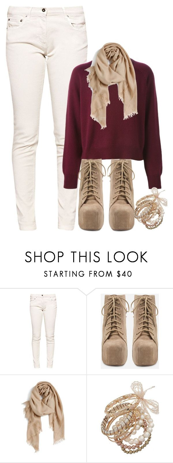 """""""Untitled #833"""" by kenza-26 ❤ liked on Polyvore featuring beauty, Great Plains, Jeffrey Campbell and Nordstrom"""