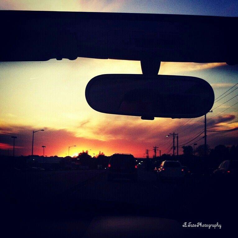 Beautiful Sunset...  Photo By: A.TatePhotography