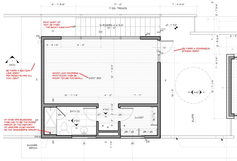 graphic standards modern construction drawings and architecture
