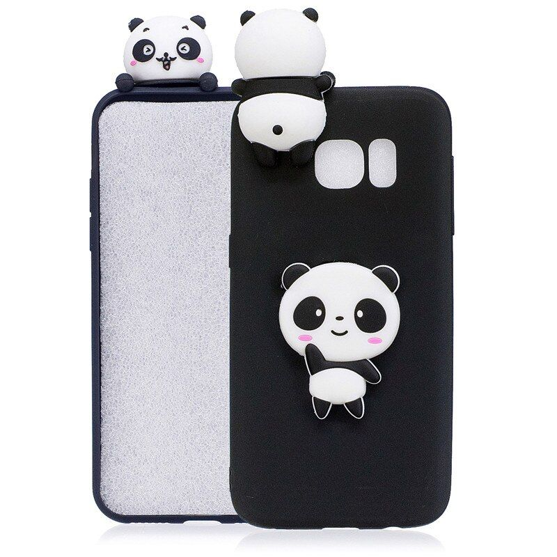 Soft Tpu Phone Case For Samsung Galaxy S7 3D Silicon Dolls Toys ...