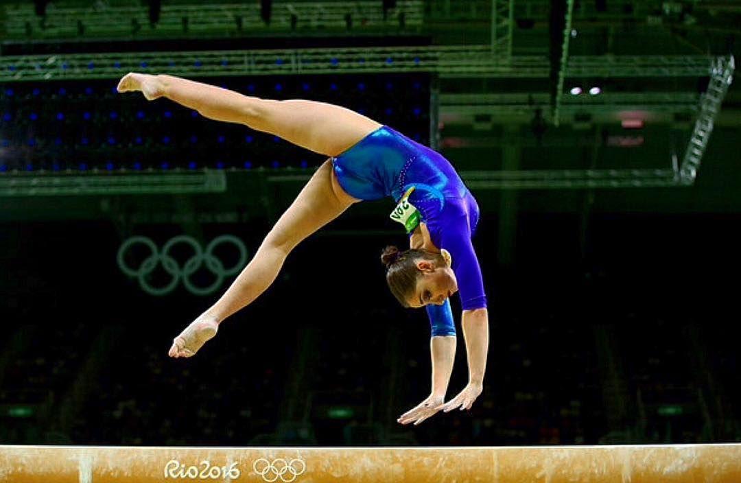 Olympic All-Around Bronze Medallist: Aliya Mustafina #aliyamustafina…