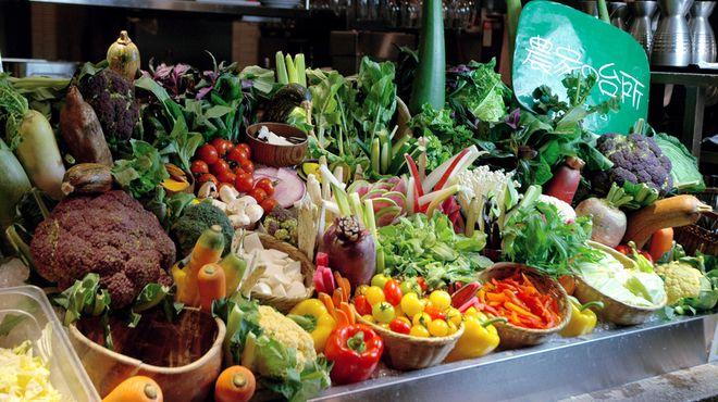 野菜料理専門店 サラダバー - Google 検索