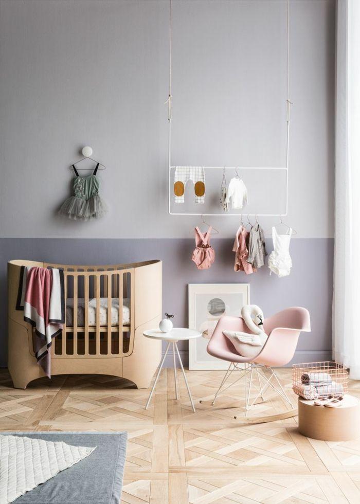 super schönes modernes babyzimmer design