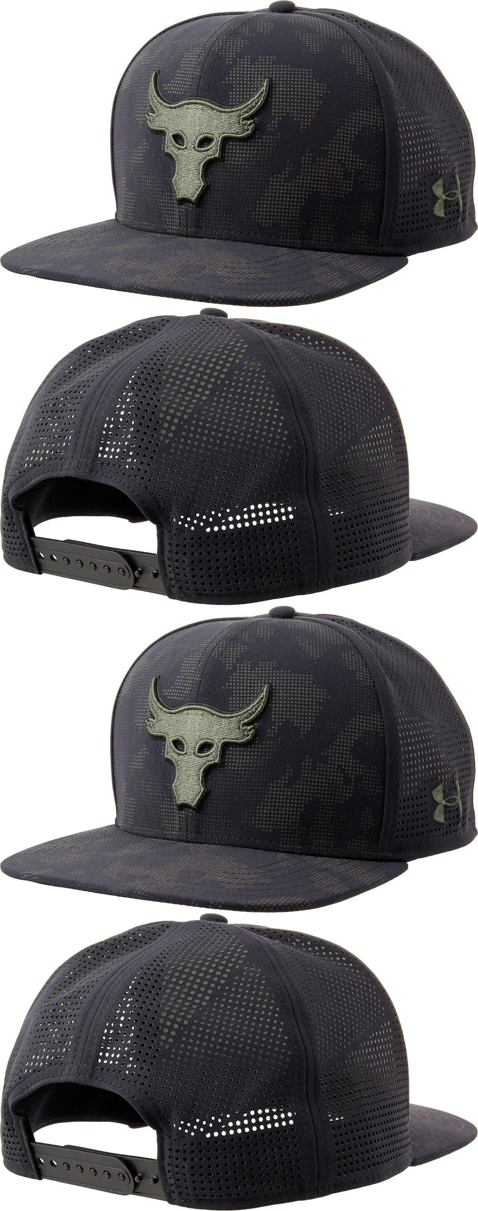 74e55b366a5e4 Mens Accessories 4250  Under Armour Mens Ua X Project Rock Mesh Back  Supervent Snapback Cap Flat Hat -  BUY IT NOW ONLY   39.99 on  eBay   accessories  under ...
