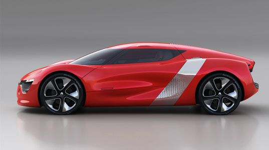 Renault Unveils All Electric Dezir Supercar Cars And Wheels