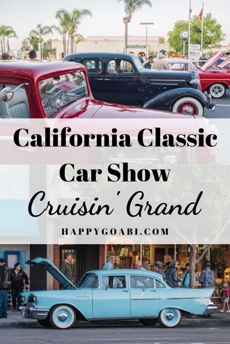 California Classic Car Show: Cruisin' Grand in Escondido, California