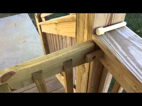 How to Build a Sliding Gate - Bing video