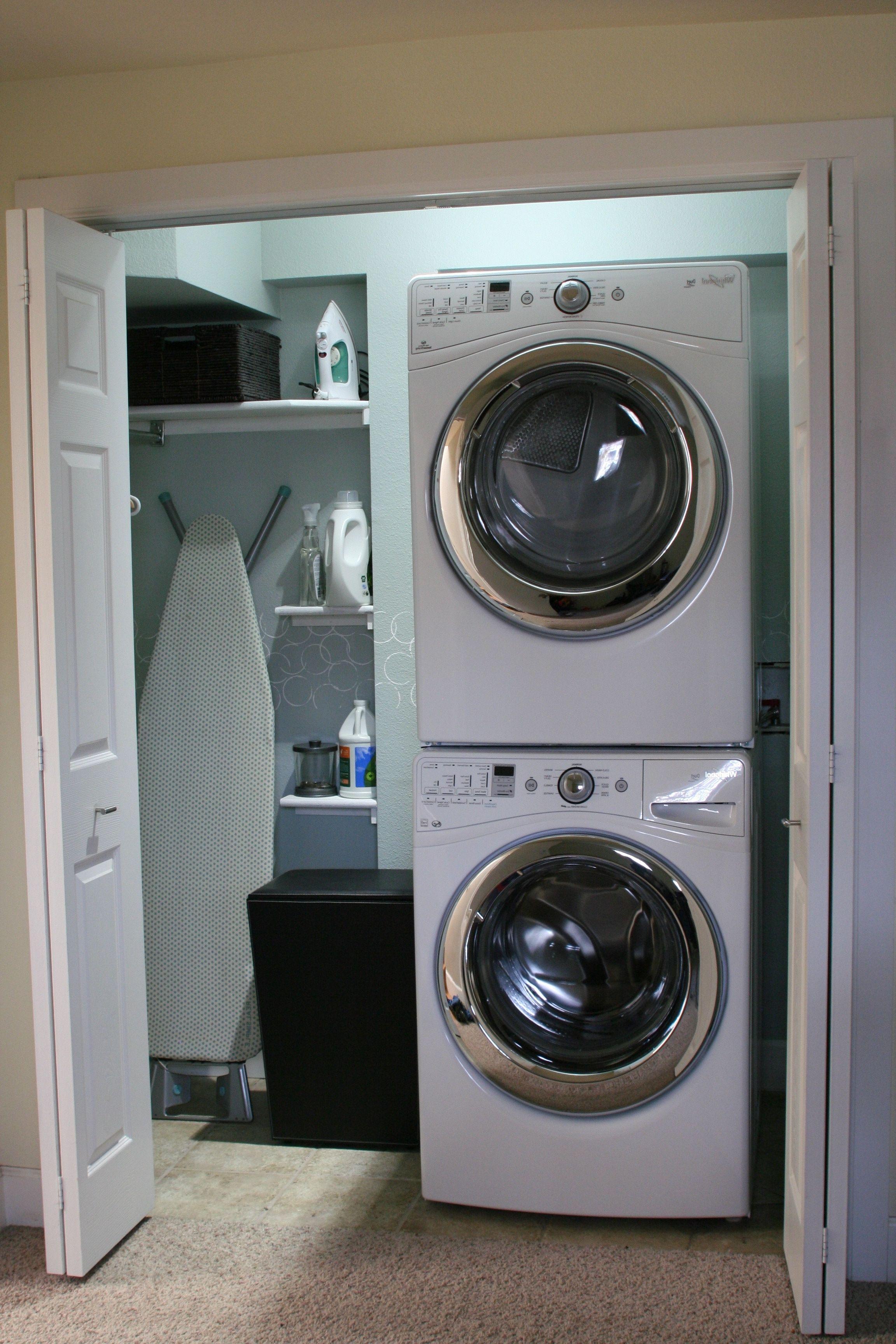 The Most Laundry Closet Ideas Budget Laundry Room Makeover Laundry