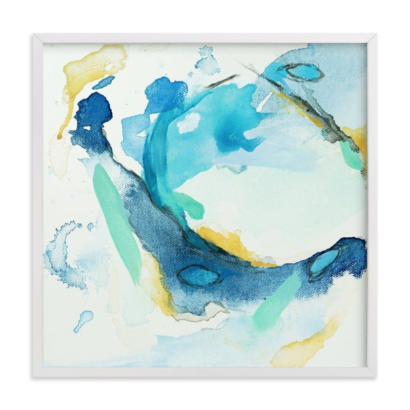 Tide Pool 3 Art Art Wall Art Prints Pool Drawing