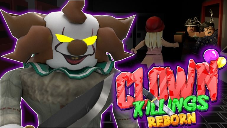Roblox Killer Clown Games