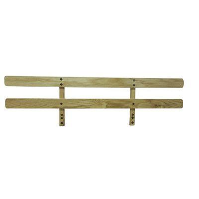 Perfect Fit Wood Guard Rail