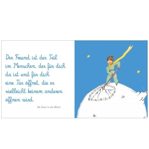 Der Kleine Prinz Uber Freundschaft  E D A Zitate The Little Prince Quotes Und Winnie The Pooh Quotes