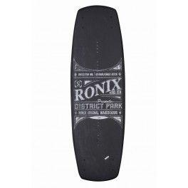 Tabla Wakeboard Ronix District Park 2014 por 359€ en Oferta. Tabla de Wake Park con un buen flex para darle a los módulos!!