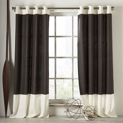Cortinas Modernas Cortinas y Persianas cortinas Pinterest