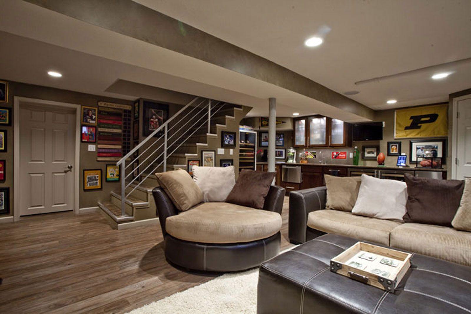Ravinia West Lafayette Basement Remodel 2 | Design & Decorating ...
