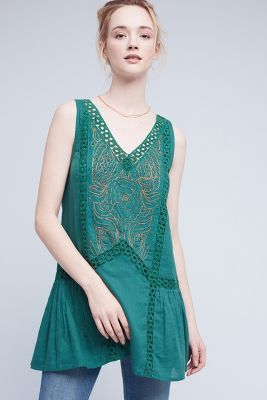 755bedac127 Francesca Beaded Tunic | Real Life Fashion Inspiration | Tunic ...